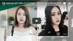 Bấm mí Dr.Park – Mắt đẹp 2 mí không cần phẫu thuật